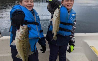 Lake Blue Ridge Fishing Report